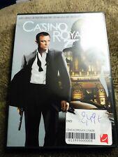 "DVD JAMES BOND / DANIEL CRAIG ""CASINO ROYALE"""
