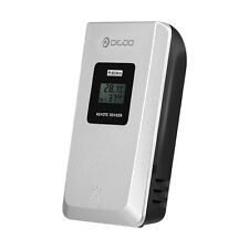 Digoo DG-R8S 433MHz Outdoor Sensor for  DG-TH8888PRO Thermometer Weather Station