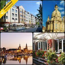 3 Tage 2P 4★ Hotel Dresden Zentrum Kurzurlaub Hotelgutschein Urlaub Wochenende