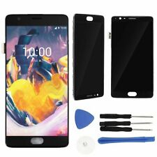 For Oneplus 3/3T A3000 A3003 LCD Display Touch Screen Digitizer Assembly Frame F
