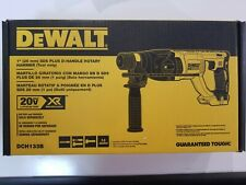 """Dewalt DCH133 20V Cordless SDS 1"""" Brushless Rotary Hammer Drill 20 Volt MAX NIB"""