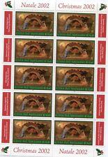 vaticano Natale minifoglio 1290 MNH