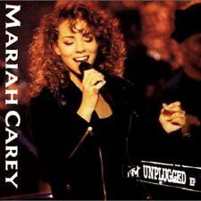 MARIAH CAREY MTV Unplugged EP CD Album 1992 WIE NEU Someday R&B Klassiker !