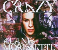 Alanis Morissette – Crazy - CD Maxi Single - Very Good Condition