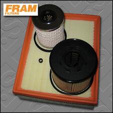 SERVICE KIT RENAULT LAGUNA II 2.2 DCI FRAM OIL AIR FUEL FILTER (2002-2007)