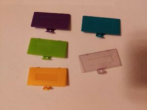 Cache Pile Remplacement Arrière Couvercle Nintendo GameBoy Game Boy Pocket GB