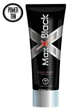 Power Tan Maxx Black Premium Tanning Sunbed Lotion Cream Accelerator 250ml