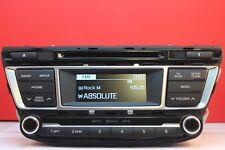 HYUNDAI I20 i20 Lettore CD Radio MP3 2015 2016 2017 Bluetooth Auto Stereo decodificato