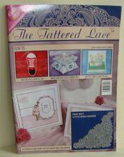 Tattered Lace Craft MAGAZINE numero 9 con uccellino ANGOLO DIE