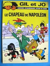 JEF NYS / LES AVENTURES DE GIL ET JO Le Chapeau de Napoléon Europress S.A