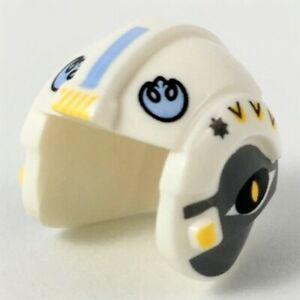 new LEGO Star Wars Rebel Pilot Flight Helmet
