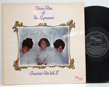 Diana Ross & The Supremes      Greatest Hits Vol. II     Tamla     NM # D