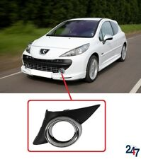 FRONT BUMPER LOWER FOG LIGHT GRILL LEFT COMPATIBLE WITH PEUGEOT 207 SPORT 06-14