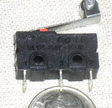 1 CQC 10T85 SPDT MINI ROLLER SNAP MICRO LIMIT SWITCH 5 A AMP 5A 125/250 VAC USA