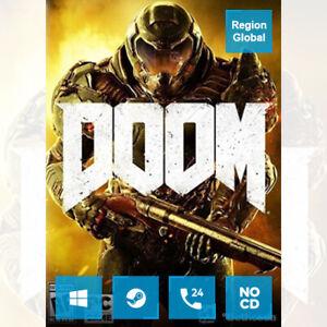Doom for PC Game Steam Key Region Free
