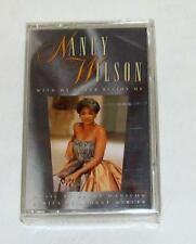 Nancy Wilson With My Lover Beside Me Barry Manilow Cassette Tape New Sealed