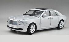 1:18 Kyosho Rolls-Royce Ghost Die Cast Model Silver