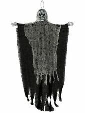 🕷️BLACK REAPER HANGING HALLOWEEN DECORATION Prop Party Horror Spooky Scary🕷️