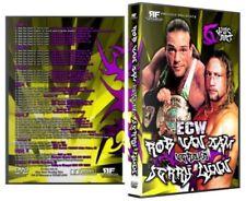 ECW Rob Van Dam vs. Jerry Lynn DVD Set, Extreme Championship Wrestling WWE RVD
