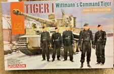 1/72 German Tiger I Wittmann's Command Early Produciton  -- Dragon 7575