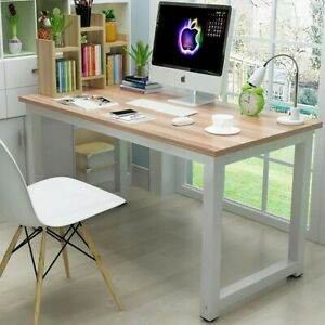SNAILHOME Computer Desk Study Writing Table for Home Office