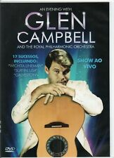 Glen Campbell DVD An Evening With Brand New Sealed