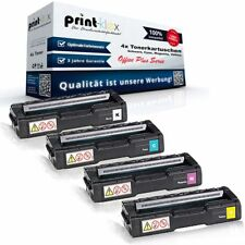 4x Ultra XL Tonerkartuschen für Lanier SPC231SF SPC232SF Dru Office Plus