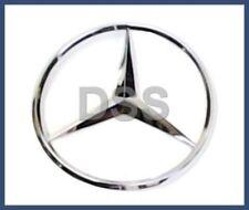 New Genuine Mercedes w202 (98-00) Trunk Star emblem insignia OEM rear deck lid