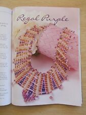 Creative Beading Vol 6 #3~Jewellery~Pandora~Crystal~Seeds~Buttons~Macrame...
