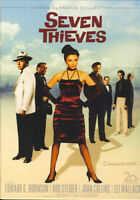 Seven Thieves New DVD