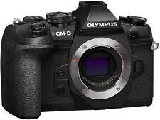 Olympus OM-D E-M1 Mark II 20.0MP Systemkamera - Schwarz (V207060BE000)