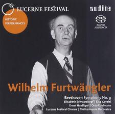 Wilhelm Furtwängler : Wilhelm Furtwängler: Beethoven. Symphony No. 9 CD Hybrid