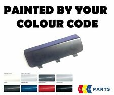 MERCEDES MB ML W163 REAR TOW HOOK EYE COVER LEFT PAINTED BY YOUR COLOUR CODE