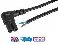 Samsung 4K UHD TV Long Power Lead Cable 1m 2m 3m 4m 5m No Plug Bare Ends