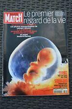 PARIS MATCH N°2659 2000 1ERE PHOTOS DE LA VIE DOSSIER 20 P JOHNNY HALLYDAY