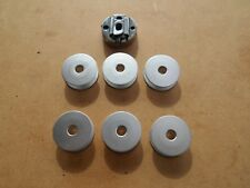 1X BOBBIN CASE 6X  BOBBINS TO SUIT BROTHER INDUSTRIAL BUTTON HOLE MODEL B814-2K