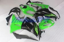 Fairing Set For Kawasaki Ninja ZX6R ZX-6R 2009-2012 Kit Black/Green