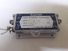 Avantek unit amplifier assembly model UTA-813M 5-500MHz