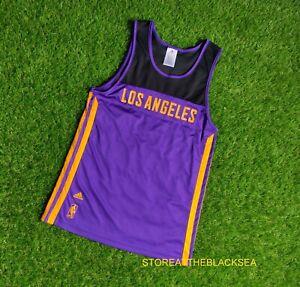 LOS ANGELES LAKERS BASKETBALL SHIRT JERSEY TRIKOT NBA MEN M