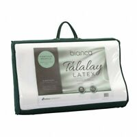 Bianca Sleep Easy Talalay Latex Dual contour Medium Profile & Firm Feel Pillow