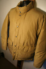 Vintage Woolrich Sz L THICK Goose Down Vtg Mountain Parka Jacket Hunting    o67