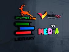 Professional logo en 40 m Live service via screenshare