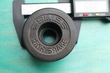 Sims Rink Snake Black 1970's 57mm (Defect) Wh3 Vintage Skateboard Single Wheel