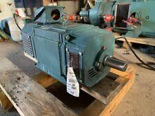 15 Hp Reliance Dc Electric Motor 1800 Rpm Fr B2111atz Dpbb 240 V Eok