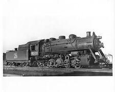 GG507 RP 1953 GTW GRAND TRUNK WESTERN RAILROAD ENGINE #8378 PONTIAC MI