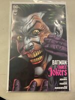 Batman Three Jokers Book #2 Variant F W/ Promo Card DC Comics 2020