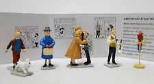 Tintin The Castafiore Emerald mini pixi Herge limited to 1500 pieces, Year 2010