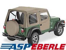 Verdeck Softtop Supertop Bestop Jeep Wrangler TJ 97-02