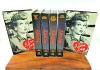 I LOVE LUCY The Collector's Edition Lot of  6 VHS Tapes 18 Episodes Free Ship