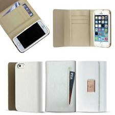 Ozaki Schutzhülle für Apple iPhone 5,5c,5s,SE Smartphone Tasche Case Cover weiß
